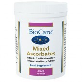 BioCare Mixed Ascorbates Powder 250g