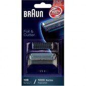 Braun 10B Replacement Foil and Cutter Cassette