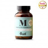 Bud Nutrition Male Fertility Formula Tablets 60