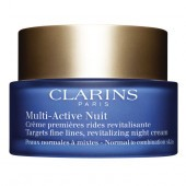 Clarins Multi-Active Revitalising Night Cream Normal to Dry Skin 50ml