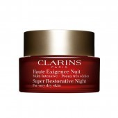 Clarins Super Restorative Night Wear Dry Skin 50ml