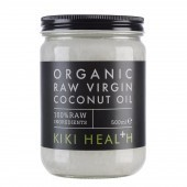 KIKI Health Organic Coconut Oil 500ml