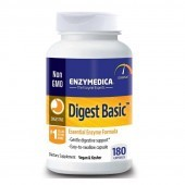 Enzymedica Digest Basic Capsules 180
