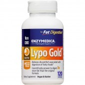 Enzymedica Lypo Gold Capsules 120