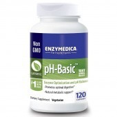 Enzymedica pH-Basic Capsules 120