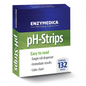 Enzymedica pH Rolls (120 Strips) Strips 120