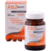 HealthAid A-Z Multivit Tablets 30