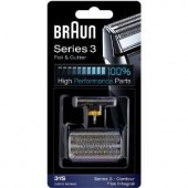 Braun Foil & Cutter for Contour & Flex Intergral Shavers