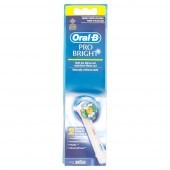 Oral-B Pro Bright Brush Heads (Pack of 2)