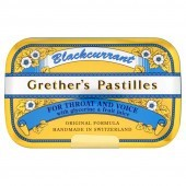 Grether's Blackcurrant Pastilles 440g