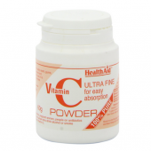 HealthAid Vitamin C 100% Pure powder 60g