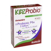 HealthAid KidzProbio (2 Billion) Tablets 30