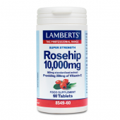 Lamberts Rosehip 10,000mg Tablets 60