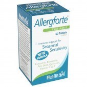 HealthAid AllergForte Tablets 60