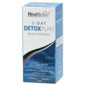 HealthAid 2 Day Detox Plan 100ml