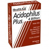 HealthAid Acidophilus Plus 4 Billion Vegicaps 30
