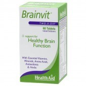 HealthAid BrainVit tablets 60