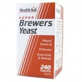 HealthAid Brewers Yeast Tablets 240
