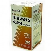 HealthAid Brewers Yeast Tablets 500