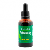 HealthAid Elderberry Liquid 50ml