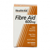 HealthAid Fibre Aid 600mg Tablets 100