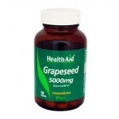 HealthAid Grapeseed Extract 5000mg tablets 60