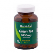 HealthAid Green Tea Extract 1000mg Tablets 60