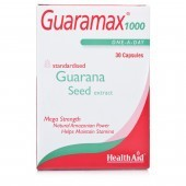 HealthAid Guaramax 1000mg Capsules 30