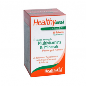 HealthAid Healthy Mega Prolonged Release Tablets 30