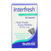 HealthAid Interfresh Fresh Breath Capsules 60