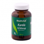 HealthAid Karela Extract 1250mg tablets 60