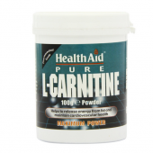 HealthAid L-Carnitine powder 100g