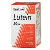 HealthAid Lutein 20mg tablets 30