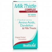 HealthAid Milk Thistle Complex Tablets 60