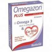 HealthAid Omegazon Plus Co-Q10 Capsules 30