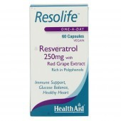 HealthAid Resolife Capsules 60