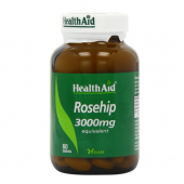 HealthAid Rosehip 3000mg tablets 60