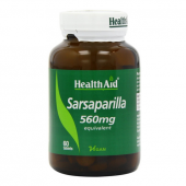 HealthAid Sarsaparilla 560mg tablets 60