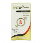 HealthAid Sex-O-Vit Forte Tablets 90