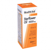 HealthAid StarFlower Oil 1000mg 25ml