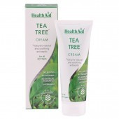 HealthAid Tea Tree Cream 75ml