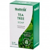 HealthAid Tea Tree Soap 100g