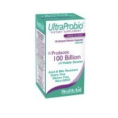 HealthAid Ultra Probio Delayed Release Capsules 30