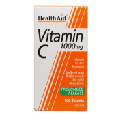 HealthAid Vitamin C 1000mg Prolonged Release Tabs 100