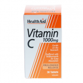 HealthAid Vitamin C 1000mg Prolonged Release Tabs 30