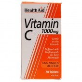 HealthAid Vitamin C 1000mg Prolonged Release Tabs 60