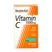 HealthAid Vitamin C 1500mg Prolonged Release Tabs 30