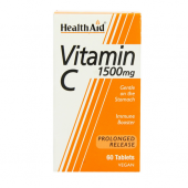 HealthAid Vitamin C 1500mg Prolonged Release Tabs 60