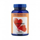 Higher Nature Arginine Capsules 120