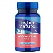 Higher Nature Astaxanthin Capsules 30